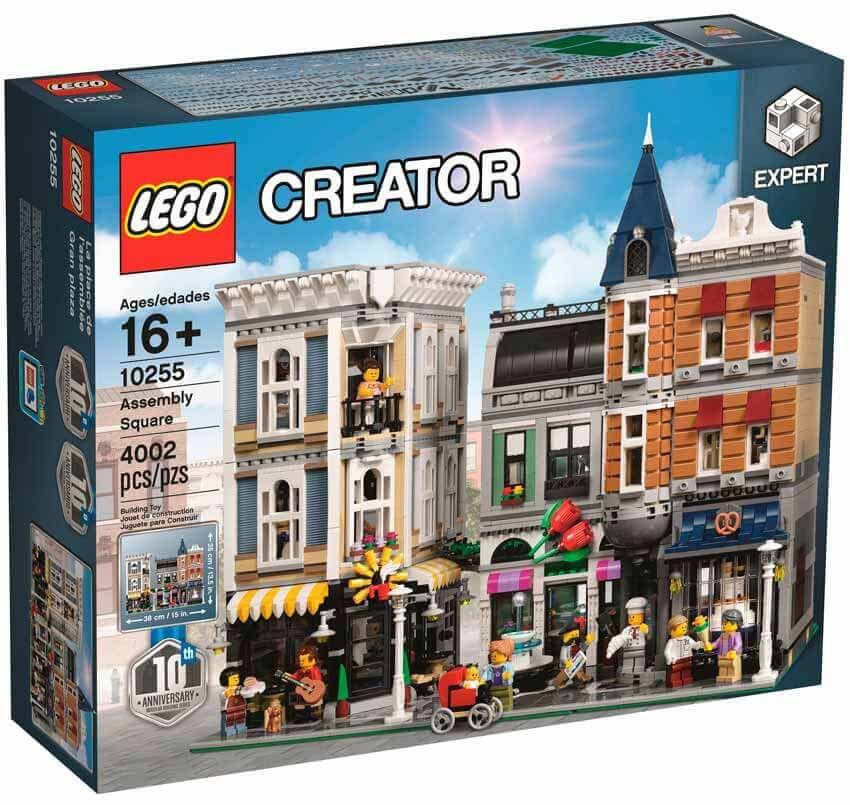 Lego Gran Plaza – Assembly Square (10255)