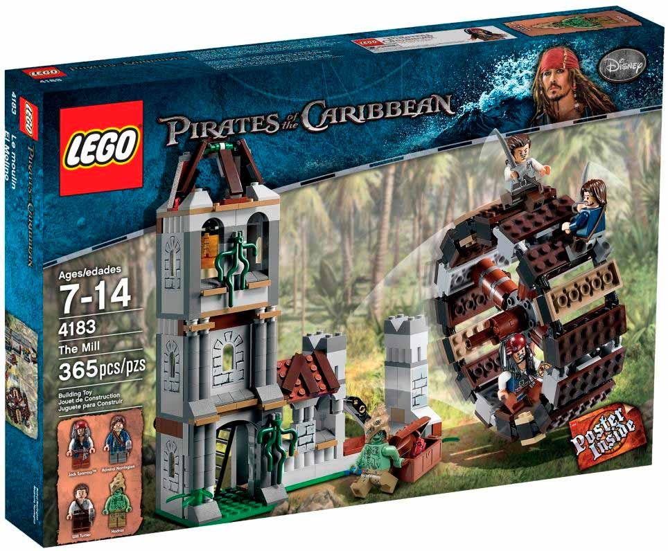 El Piratas Caribe4183 Molino Del De iPZukOX
