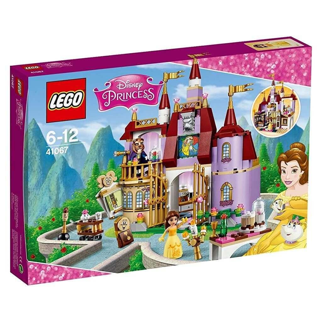 Castillo Bella y Bestia Lego (41067)