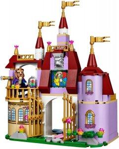 comprar Castillo de la Bella y la Bestia de Lego