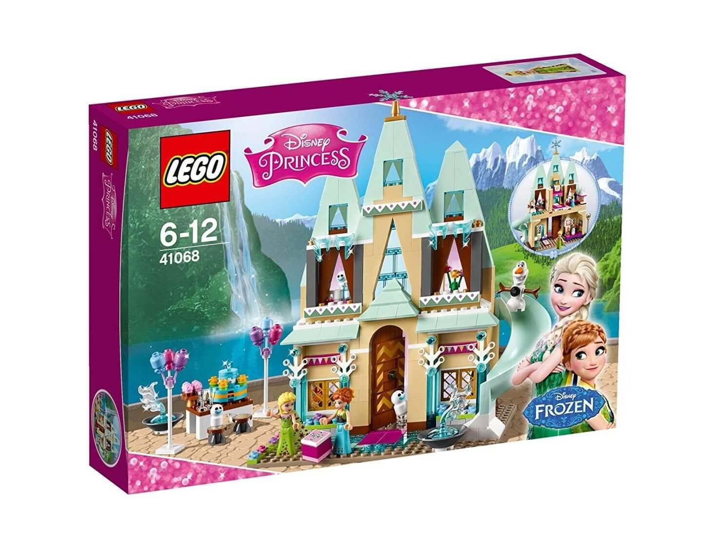Celebración en el Castillo de Frozen de Arandelle (41068)