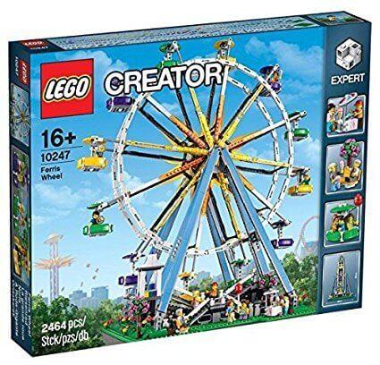 ecbcdfe1d12 Comprar Noria de Lego Online - Un set alucinante de casi 2500 piezas