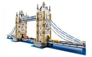 comprar puente de londres lego