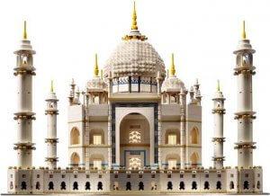 Taj Mahal de Lego
