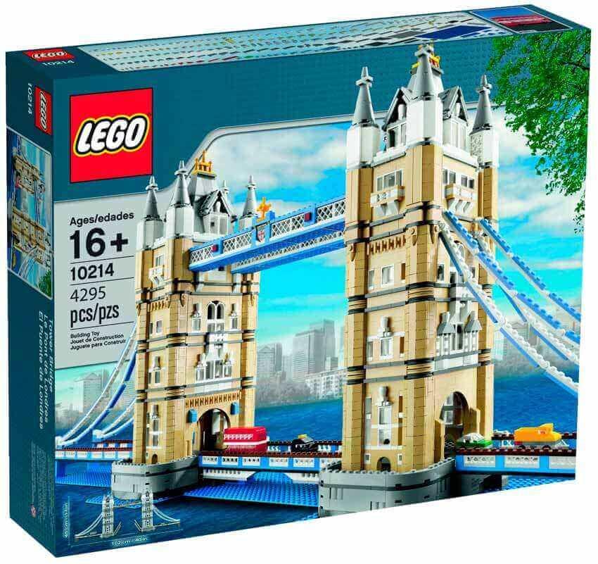 Lego Puente de Londres