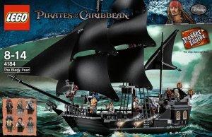 Comprar La Perla Negra de Piratas del Caribe