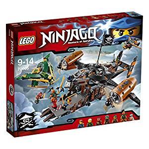 La Fortaleza de la Mala Fortuna de Lego Ninjago (70605)