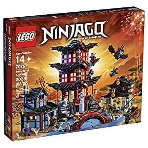 El Templo de Airjitzu de Lego (70751)