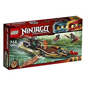 La Sombra del Destino de Lego (70623)