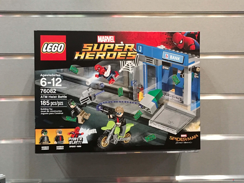 Lego Spiderman Malvorlagen Star Wars 1 Lego Spiderman: Lego Spiderman: Revelados Los Sets Para Verano De 2017