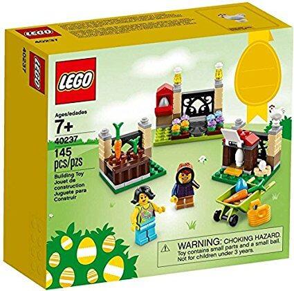 Búsqueda de los Huevos de Pascua de Lego (40237)