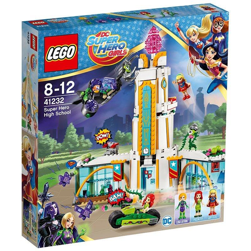 Escuela Superior de Súper Héroes de Lego (41232)