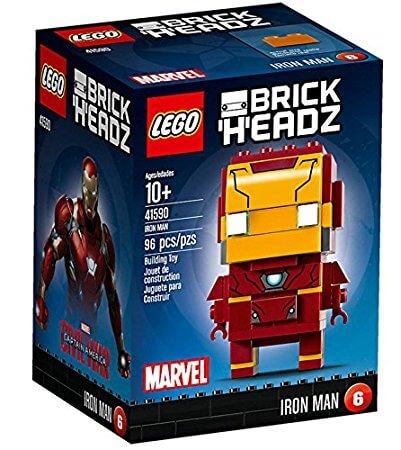 Lego BrickHeadz de Iron Man (41590)
