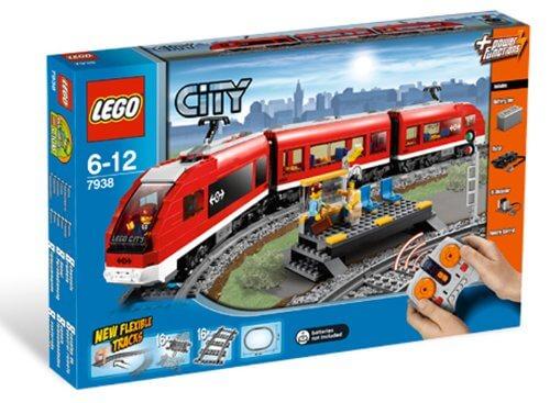 Lego City: Tren de Pasajeros (7938)