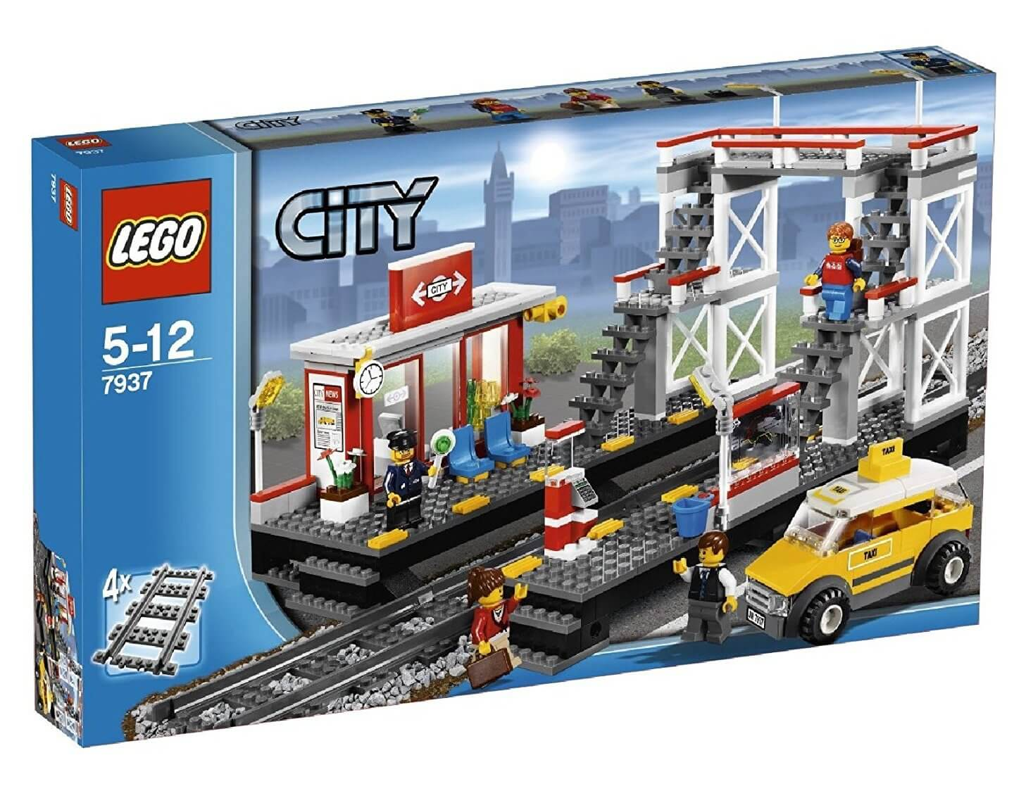 Lego City: Estación de Tren (7937)
