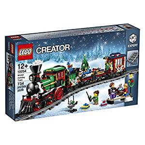 Tren de Vacaciones de Invierno de Lego (10254)