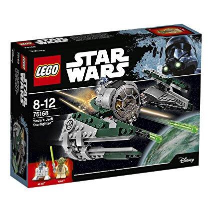Lego Star Wars: Jedi Starfighter de Yoda (75168)