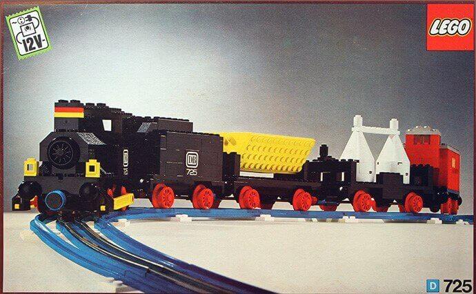 Tren 12V