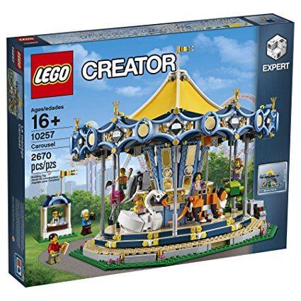 Carrusel de Lego – Tiovivo (10257)