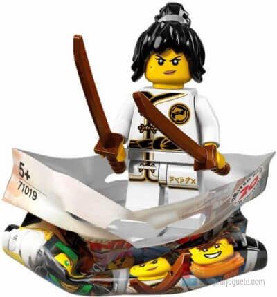 Imágenes de las diez primeras minifiguras coleccionables de Lego ...